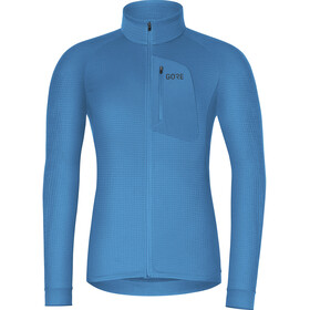 GORE WEAR Thermo Shirt Men dynamic cyan
